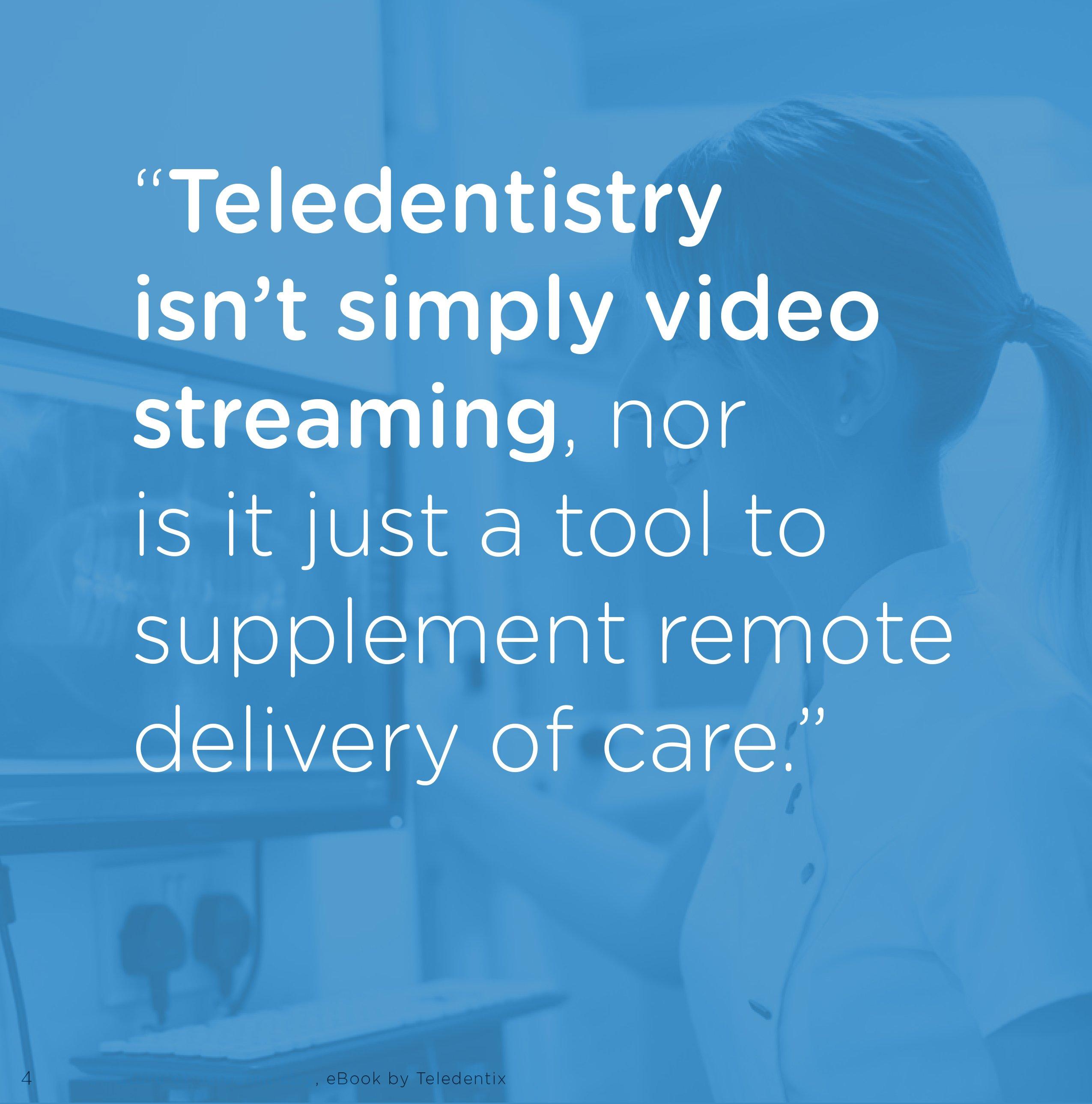 TeledentistryMoreThanVideo